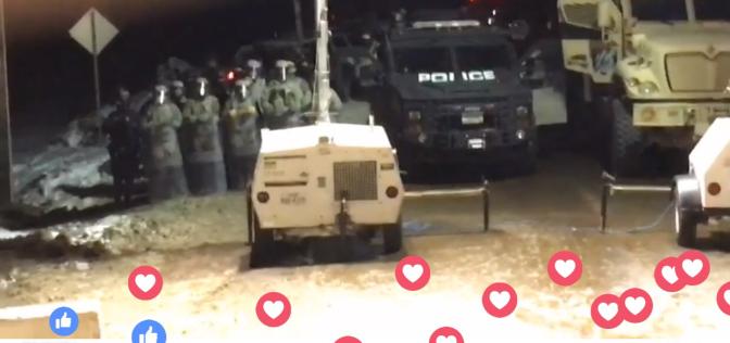 Waterprotectors Head Back to Standing Rock