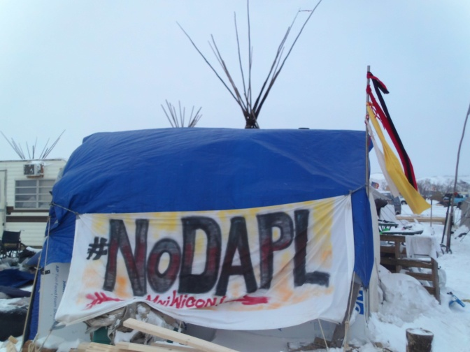 Army Corp Denys DAPL Easement