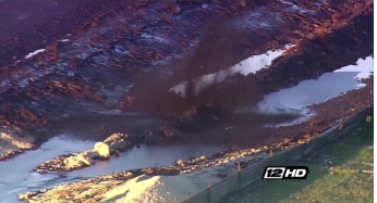Enbridge Seaway Pipeline has 2 Oil Spills in Last Five